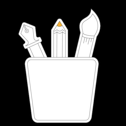 icone dessin