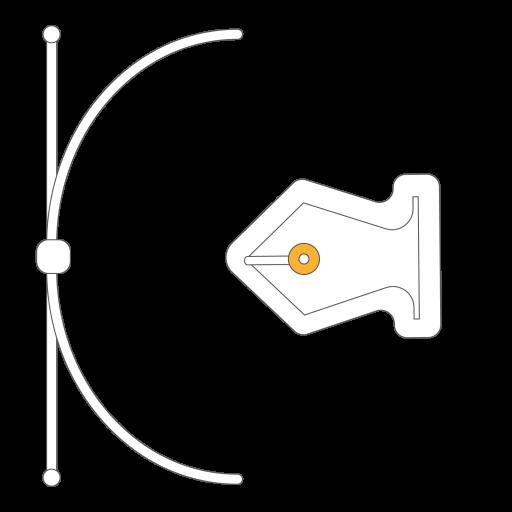 icone dessin vectoriel