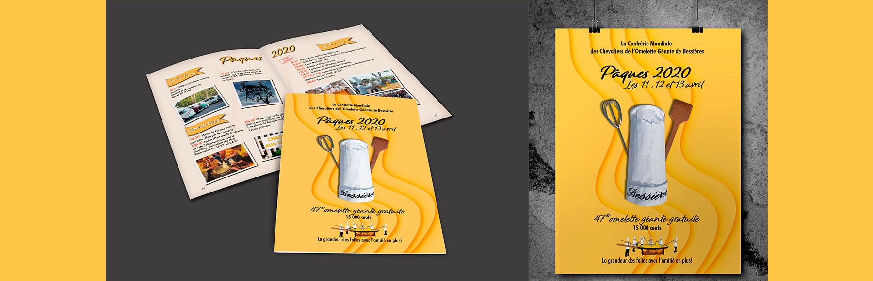 Brochure Omelette Géante 2020