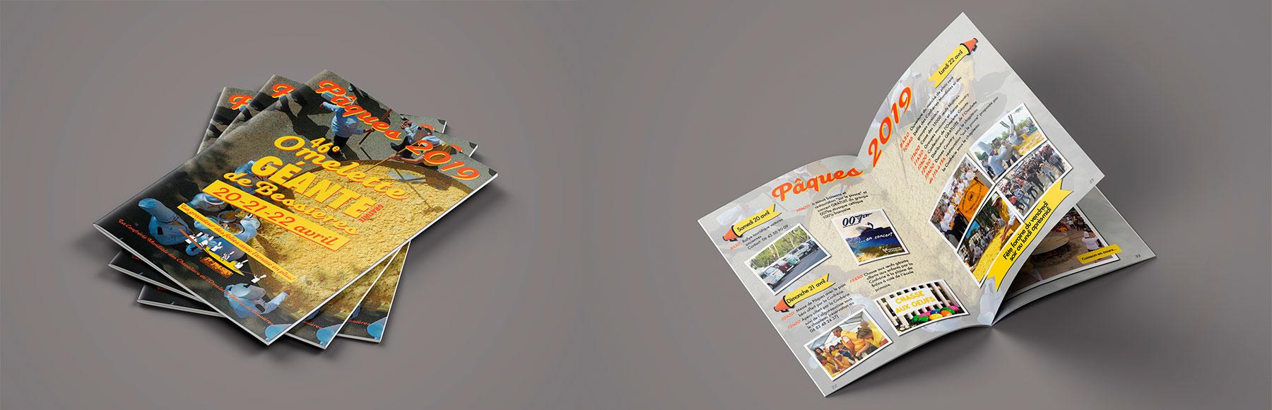 Brochure 2019 Omelette Géante Bessières