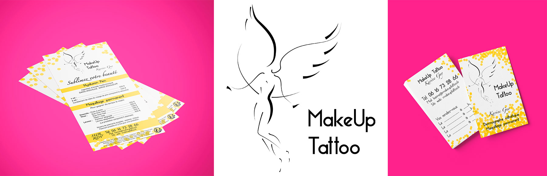 Portfolio : MakeUp Tattoo