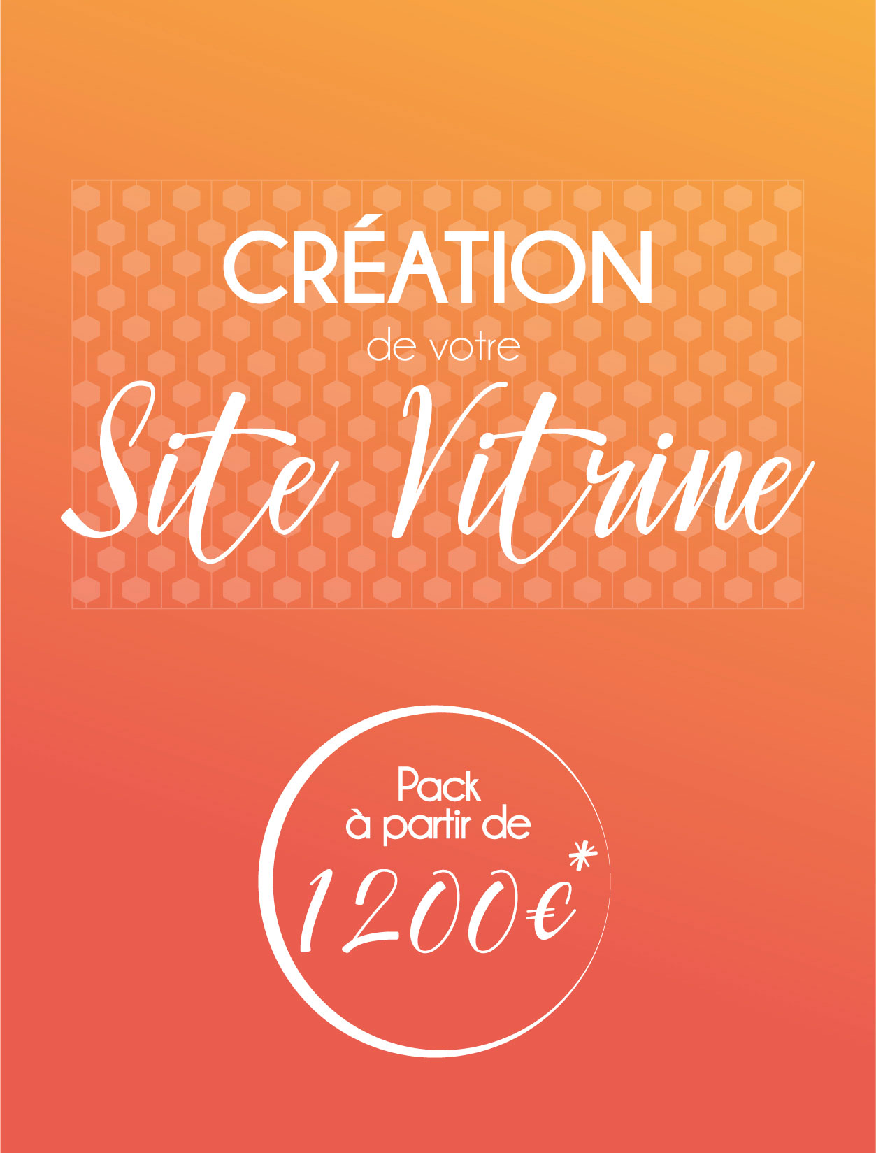 Pack site web vitrine