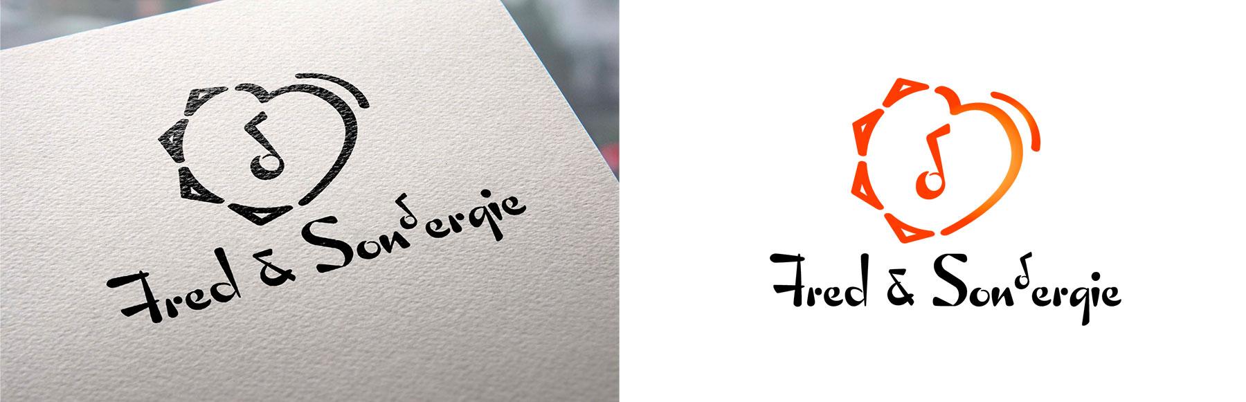 Cette image représente le logo de Fred & Son'ergie